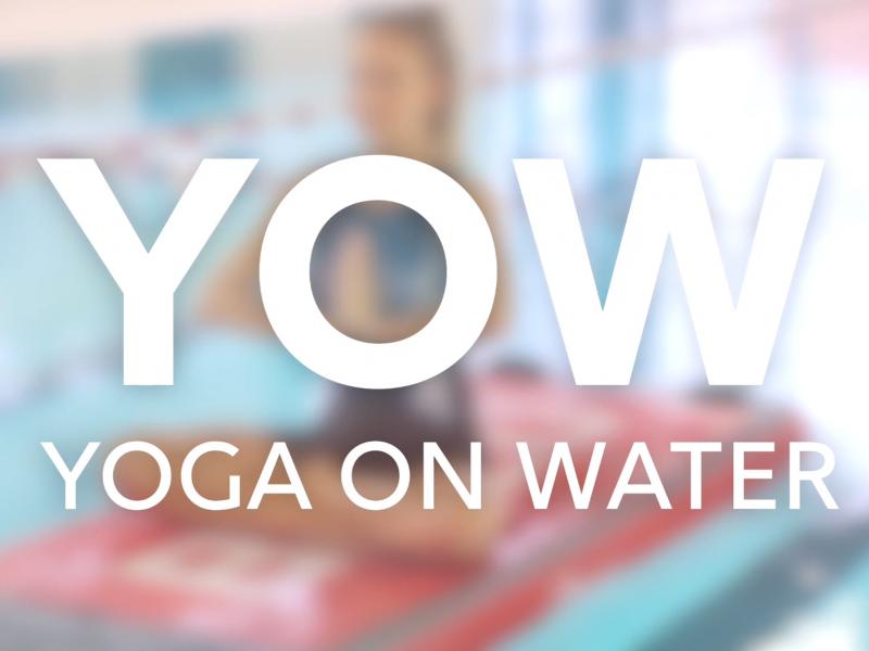 YOW | yoga on water
