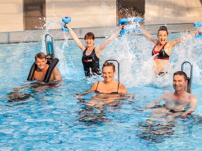 Aquaback Training