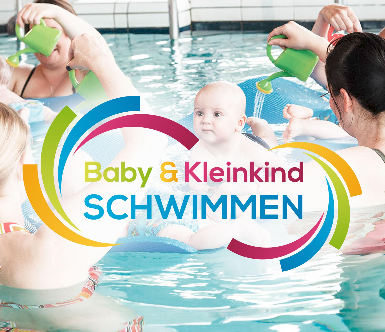 Baby- und Kleinkindschwimmen